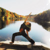 Yoga practice enhances management of knee OA