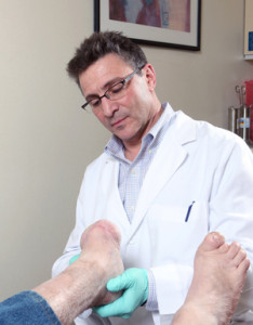 Partial foot amputation: Pedorthic management | Lower