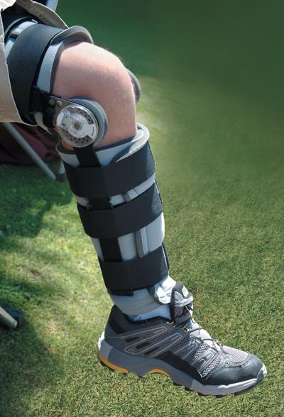 Acl Knee Brace Postop bracing after A...