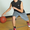 Lace-up ankle braces reduce risk of sprain in basketball players regardless of history