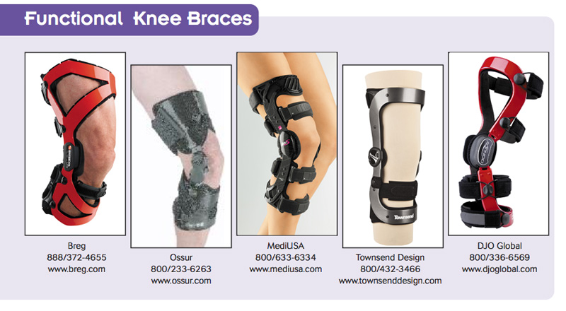 02e1575b7e Functional knee bracing and athletic performance | Lower Extremity ...