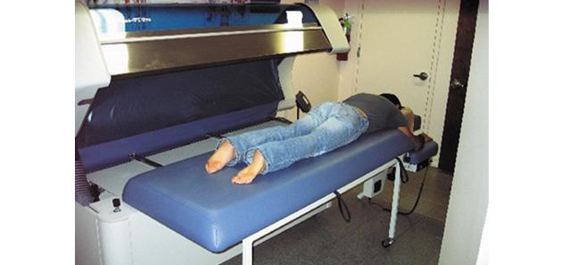 Strange Aqua Massage Exam Table Lower Extremity Review Magazine Interior Design Ideas Ghosoteloinfo