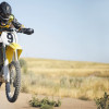 Knee bracing benefits off-road motorcyclists