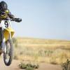 Knee bracing benefits off-road motorcyclists