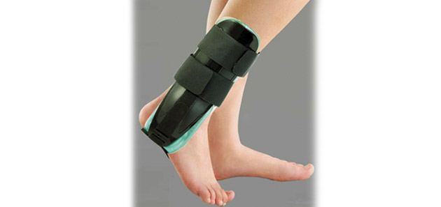 e0f6695c6a Air-Gel Ankle Brace | Lower Extremity Review Magazine