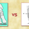 OA knee braces face off against wedged insoles