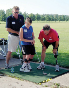 Photo courtesy of the Orthotic & Prosthetic Assistance Fund (OPAF).