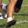 Footwear properties and football injuries