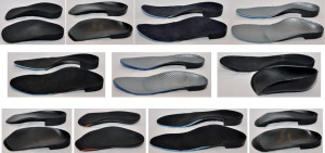 Differences in orthotic training and approach result in highly variable prescriptions using raditional methods. (Image courtesy of Nachiappan Chockalingam, MSc, PhD, CEng, CSci.)