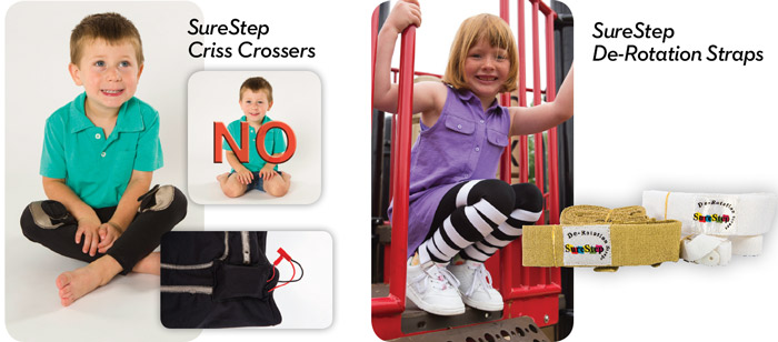 Criss-Crossers-De-Rotation-Straps