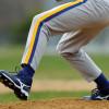 Lower body mechanics bolster overhead throws