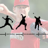 Influence of stride length on mechanics of pitching