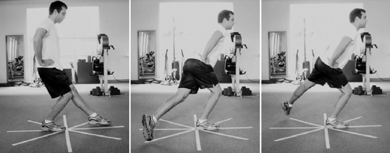Effects of targeted exercise on chronic ankle instability ...