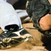 Managing foot and ankle injuries in baseball players
