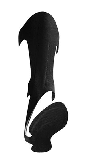 Figure 3. Kinetic return ankle foot orthosis.