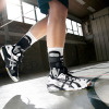 Dorsiflexion and knee injury risk: Implications for ankle bracing