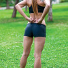 Low back pain and risk of lower extremity injury