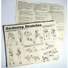 'Garden Stretches' Patient Education