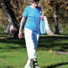 Dual-task gait: The potential influence of orthotic devices