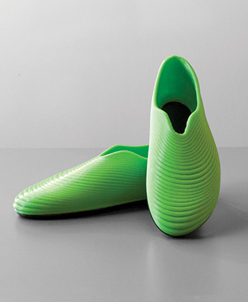 Feetz prototype custom shoes