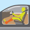 Driving safety: The effects of lower extremity impairment