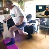 Telerehabilitation after TKA: Remote PT matches in-person outcomes