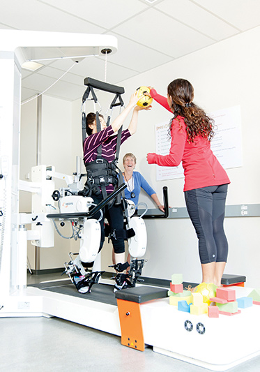 Robotic Gait Training Doesn U2019t Wow Young Patients With Cp
