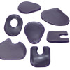 Purple Gel Foot Pads