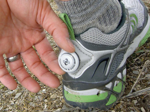 Clutch reel systems have become popular with athletes and may have benefits for patients with diabetes and other conditions. (Photo courtesy of venturethere.com.)
