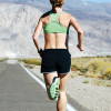 Running in an exerted state: mechanical effects