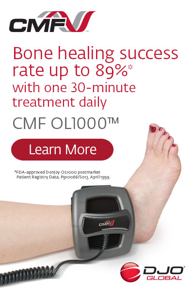 DJO Global Bone Healing - CMF
