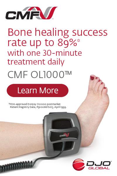 DJO Global Bone Healing - CMF