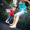 Look out below: injury risk on the trampoline