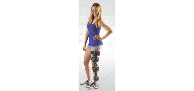 6a523a2449 Corflex introduces the Contender Post-Op Knee Brace. The brace features a  simple adjustment system to minimize fit time after surgery and weighs just  27 oz.