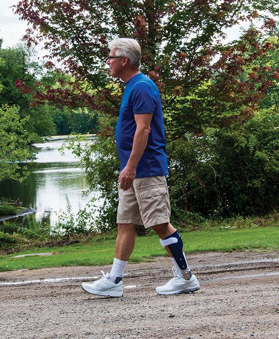 Photo courtesy of Becker Orthopedic.