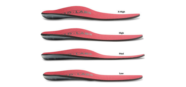 d7af7ef849 Tread Labs introduces Stride orthotic insoles. The two-part system features  a molded polypropylene arch support and a replaceable topcover, which  attaches ...