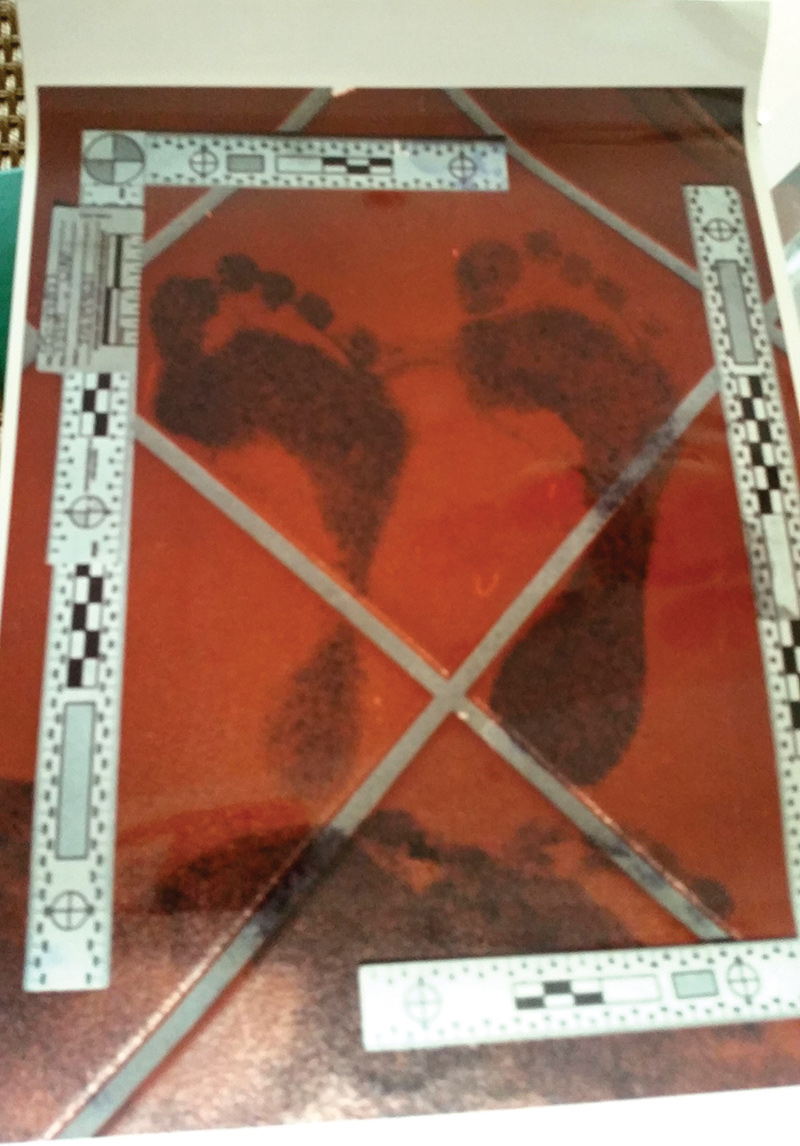 From Prints To Prison Forensic Podiatry And Gait Analysis Gain Ground Lower Extremity Review Magazine
