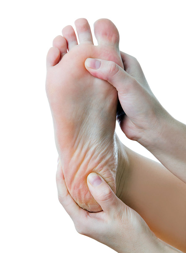 Management Of Painful Plantar Fat Pad Atrophy Lower Extremity Review Magazine