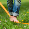 Slacklining: Trendy sport takes balance training to new heights