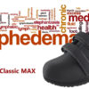 The Pedors Classic MAX: Shoes For Swollen Feet