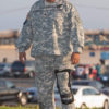 The lower limb and knee account for >75% of musculoskeletal injuries in today's military.