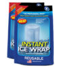 Instant Ice Wrap Combined Cooling and Compression