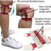 3D-Printed Knee Brace To Aid Rehab, Elderly