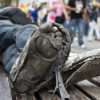 Foot Problems Affect 2/3 of Homeless Population