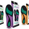 New Apex A-Wave Orthotics in Three Durometers