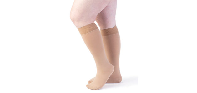 6ebf0d0a56 Secure containment and compression stockings by Sigvaris Group are  indicated for the management of advanced venous edema, lymphedema,  post-surgical edema, ...